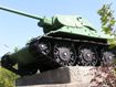 Т-34-76 from Bondarevka, Markovka Region, Lugansk Oblast, Ukraine