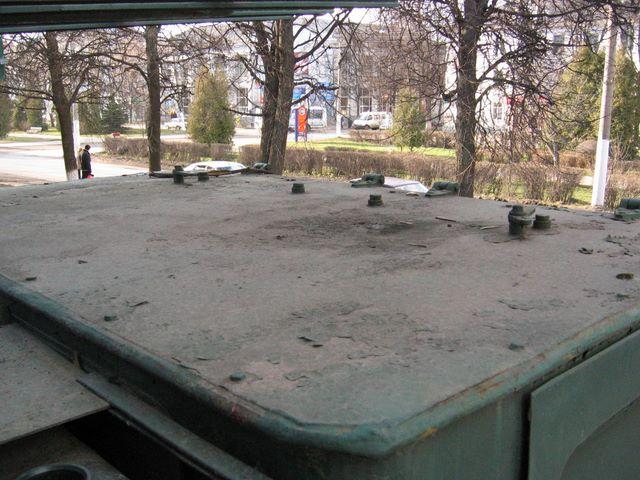 Крыша трактора СТЗ-5