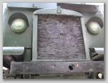 Радиатор двигателя 1МА крупным планом