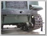 Передняя часть рамы трактора