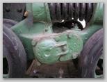 Крышка подшипников тележки ходовой части трактора СТЗ-5