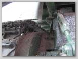 Фрагмент картера бортовой передачи