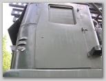 Левая дверь кабины трактора СТЗ-5