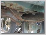 Вхлопная труба трактора СТЗ-5-НАТИ