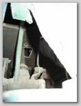 Ось тяги управлени бортовым фрикционом трактора СТЗ-5