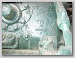 Пробка контрольного отверстия уровня масла в главной передаче