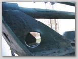 Фрагмент пусковой установки М-13