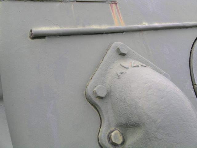 Бронировка электропроводки дымовой шашки