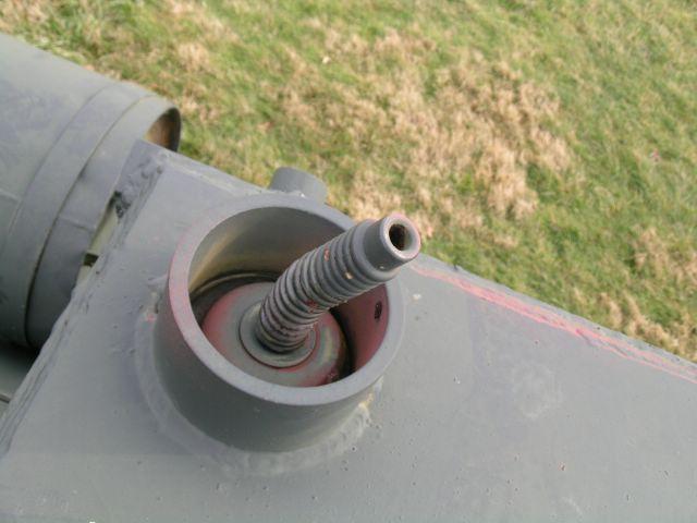 Второй антенный ввод, встречается только на машинах производства ЧССР