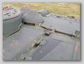 Часть крыши боевого отделения САУ