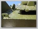 Безбалочное соединение лобовых листов САУ СУ-100