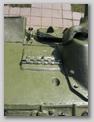 Отверстие в лобовом листе для стрельбы из личного оружия