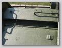 Правый продольный лист крыши МТО