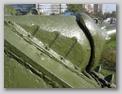 Маска орудия Д-10С, вид справа