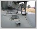 Смотровой прибор в люке механика-водителя