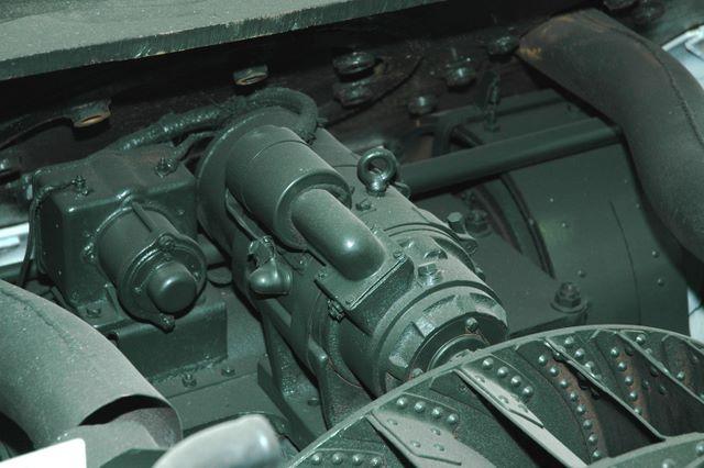 Стартер дизель-мотора В-2