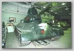 Общий вид танка Т-34-76 находящемся в США на Абердинском полигоне