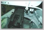 Вид на казённик орудия Ф-34 сверху-сзади
