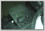 Крышка люка механика-водителя
