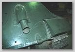 Бронировка выхлопного патрубка и петля откидного листа