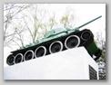 Вид на танк справа-снизу