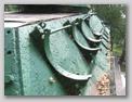 Вид вдоль правого подкрылка танка