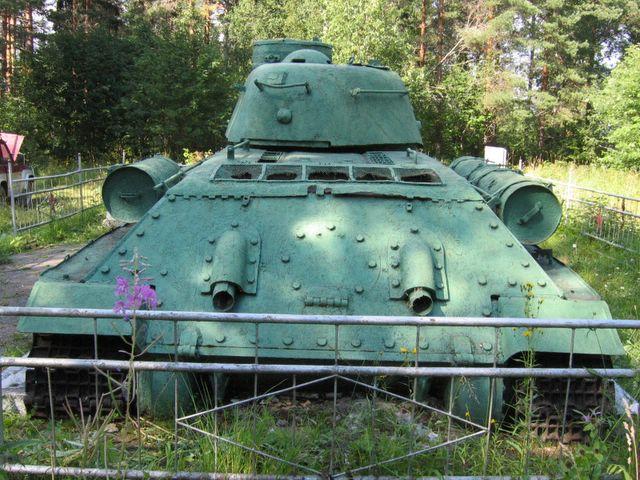 Корма танка
