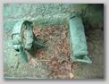 Кронштейн для креплени домкрата, вид сверху