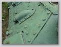 Стык правого подкрылка и кормового бронелиста