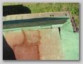 Бонки крепления дополнительных траков на надгусеничной полке