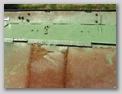 Расположение бонок на левой  надгусеничной полке