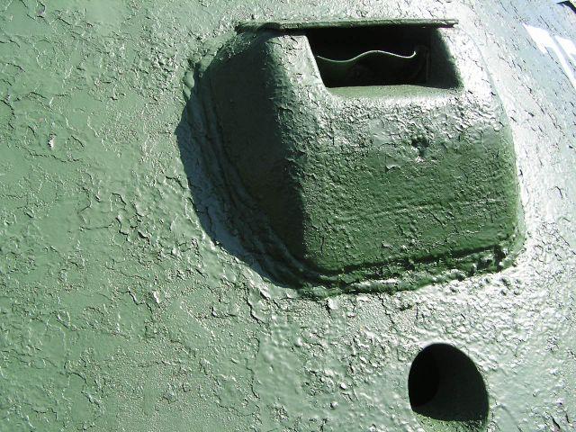 Смотровой прибор башни