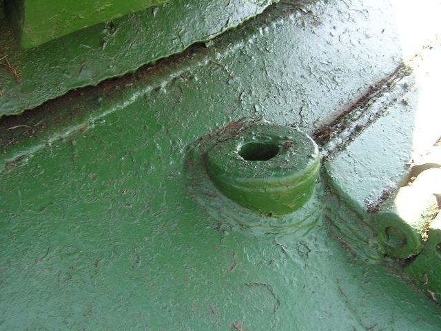 Стакан крепления дополнительного смотрового прибора ФЭД-59