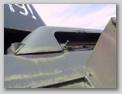 Фрагмент бронировки МТО в районе жалюзей воздухопритока