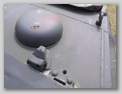 Колпак вентиляции и резиновый буфер башенного люка