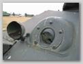 Правая фара и шаровая установка курсового пулемёта крупным планом