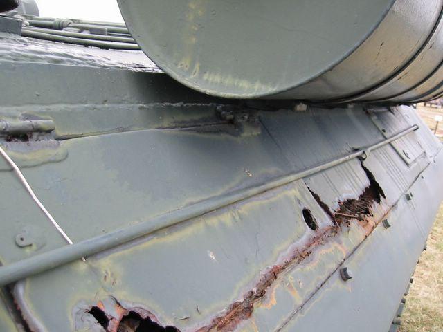 Сохранившиеся фрагменты крышек  ящиков ЗИП