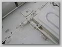 Петли крепления люков на крыше МТО