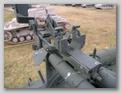Люлька и уравновешивающий механизм зенитного пулемёта ДШК