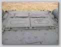 Крыша МТО от танка Т-54