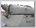 Левая-передняя часть башни танка