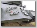 Сварные швы на стыках наклонных листов бронекорпуса танка ИС-3