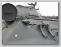 Кронштейн БДШ и габаритный огонь на корме танка