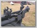 Стяжные болты намётки и вилка станка пулемёта