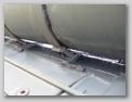 Петли ящика ЗИП и кронштейны крепления топливных баков