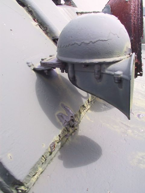 Звуковой сигнал танка КВ-1