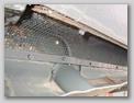 Дефлектор сиситемы охлаждения танка