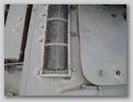 Сетка над жалюзи воздухопритока