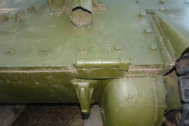 Петля откидного листа корпуса