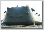 Башня танка, вид сзади